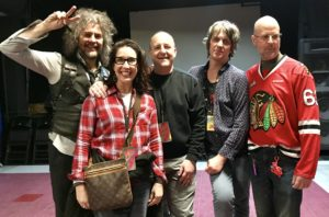 Meeting The Flaming Lips in Portland